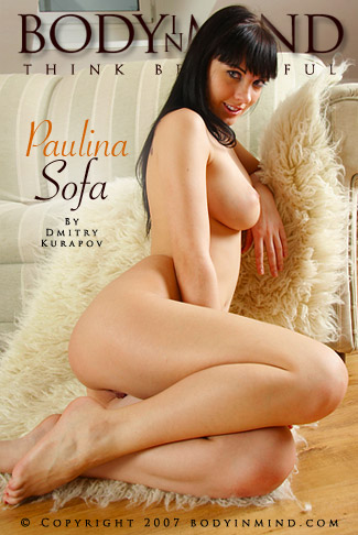 Paulina - `Sofa` - by Dmitri Kuropov for BODYINMIND