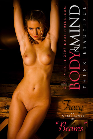 Tracy - `Beams` - by Chris Rugge for BODYINMIND