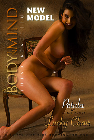 Petula - `Lucky Chair` - by Chris Rugge for BODYINMIND