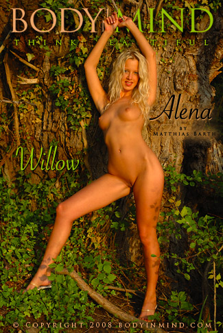 Alena - `Willow` - by Matthias C. Barth for BODYINMIND
