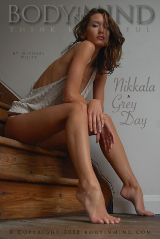 Nikkala - `Grey Day` - by Michael White for BODYINMIND