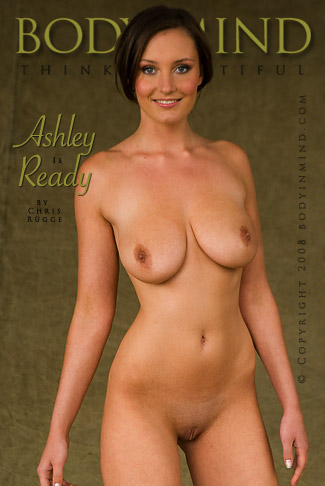 Ashley - `Ready` - by Chris Rugge for BODYINMIND