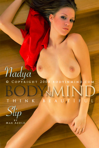 Nadya - `Slip` - by Max Asolo for BODYINMIND