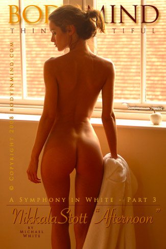 Nikkala Stott - `Afternoon` - by Michael White for BODYINMIND