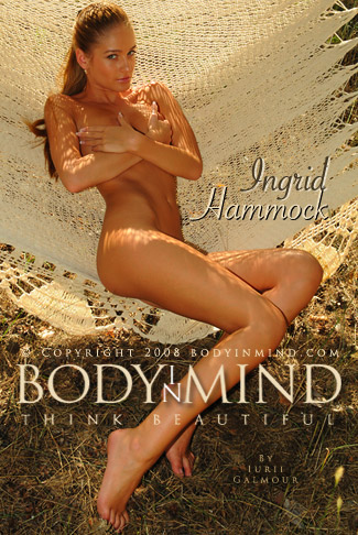 Ingrid - `Hammock` - by Iurii Galmour for BODYINMIND