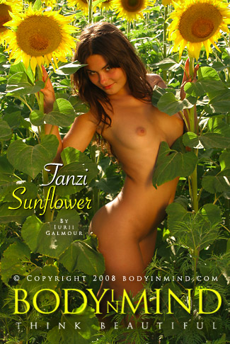 Tanzi - `Sunflower` - by Iurii Galmour for BODYINMIND