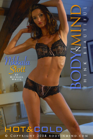 Nikkala Stott - `Hot & Cold` - by Michael White for BODYINMIND