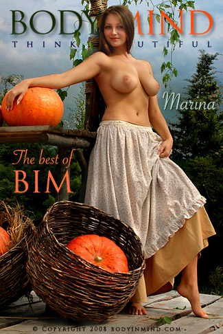 Marina - `The Best of Body in Mind` - for BODYINMIND