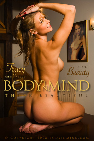 Tracy - `Super Beauty` - by Chris Rugge for BODYINMIND