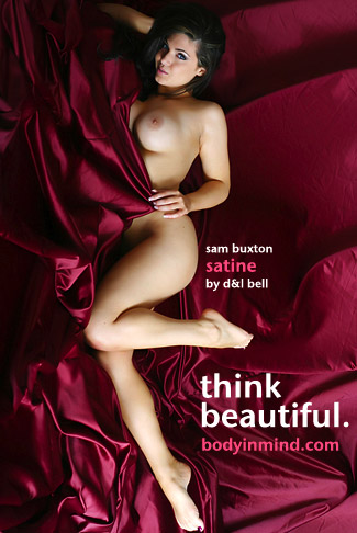 Sam - `Satine` - by Dwayne and Leanne Bell for BODYINMIND