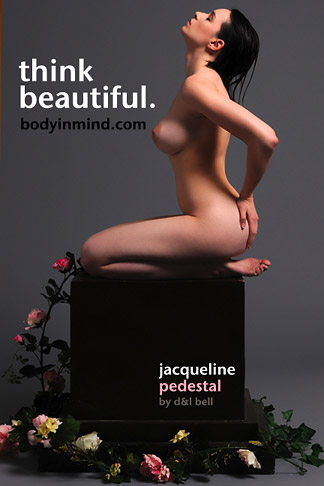 Jacqueline - `Pedestal` - by D & L Bell for BODYINMIND