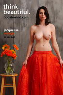 Jacqueline in Orange gallery from BODYINMIND by Dwayne and Leanne Bell