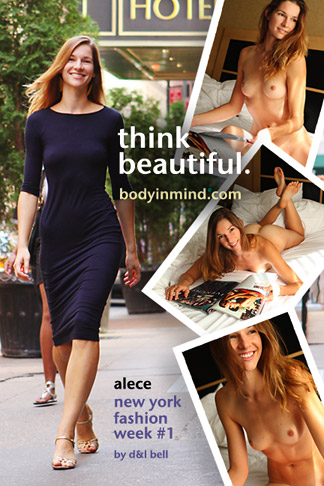 Alece - `Fashion Week 1` - by Dwayne and Leanne Bell for BODYINMIND
