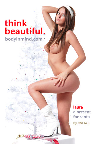 Laura - `A Present for Santa` - by D & L Bell for BODYINMIND
