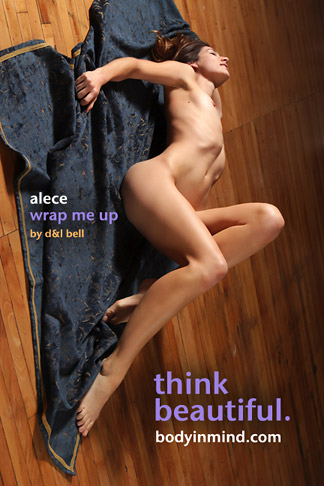 Alece - `Wrap Me Up` - by D & L Bell for BODYINMIND