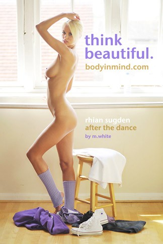 Rhian Sugden - `After The Dance` - by Michael White for BODYINMIND