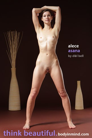 Alece - `Asana` - by D & L Bell for BODYINMIND