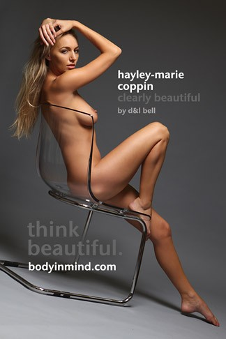 Hayley-Marie Coppin - `Clearly Beautiful` - by D & L Bell for BODYINMIND
