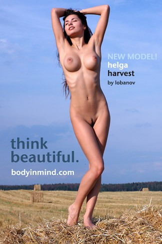 Helga - `Harvest` - by Alexander Lobanov for BODYINMIND