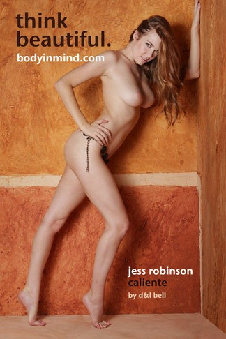 Jess Robinson - `Caliente` - by D & L Bell for BODYINMIND