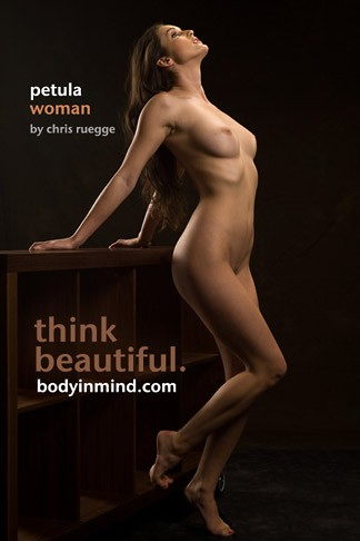 Petula - `Woman` - by Chris Rugge for BODYINMIND