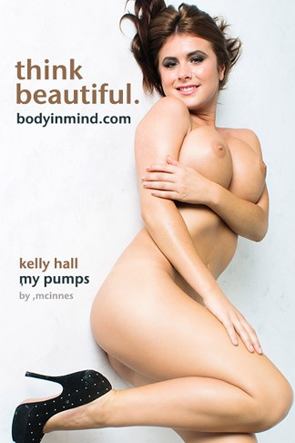 Kelly Hall - `My Pumps` - by McInnes for BODYINMIND