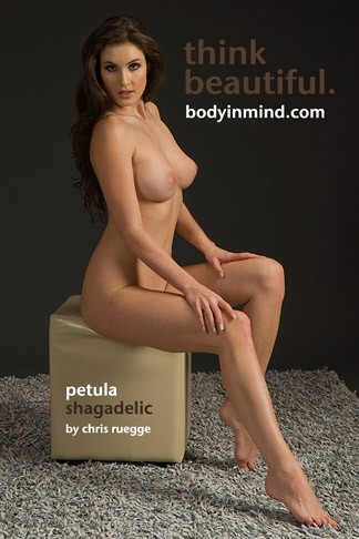 Petula - `Shagadelic` - by Chris Rugge for BODYINMIND