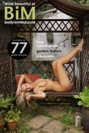 Lissy Cunningham in Garden Feature gallery from BODYINMIND by Laurie Jeffery