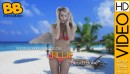 Tillie in Beach Babe video from BOPPINGBABES
