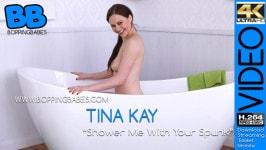 Tina Kay  from BOPPINGBABES