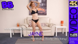 Jayne  from BOPPINGBABES