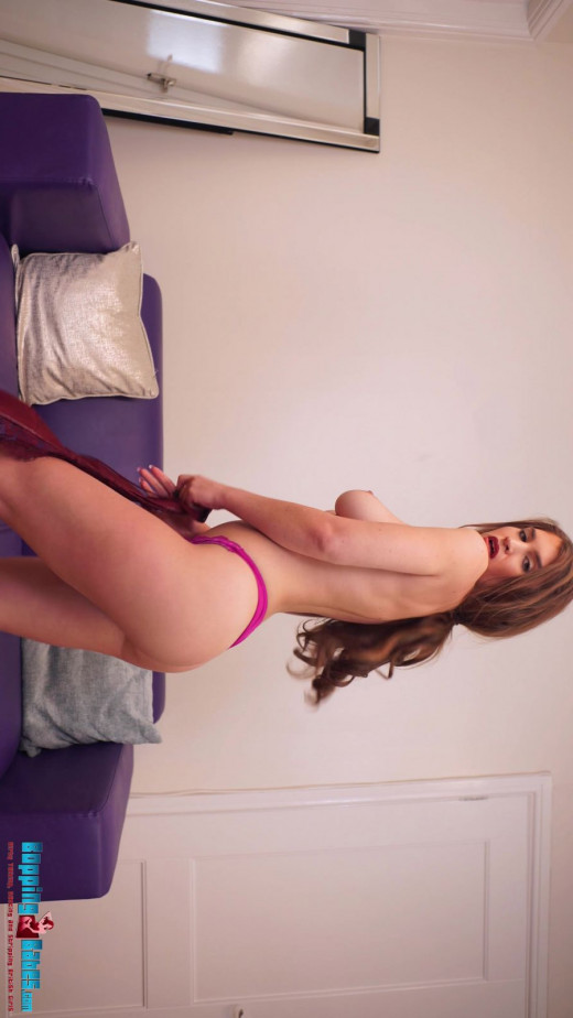 Katie Louise in Stripper In Law gallery from BOPPINGBABES