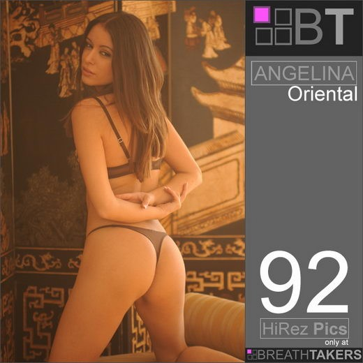Angelina - `Oriental` - for BREATH-TAKERS ARCHIVES