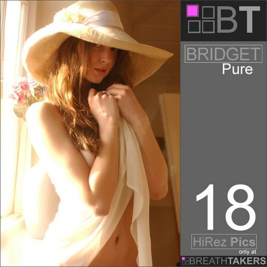 Bridget - `Pure` - for BREATH-TAKERS ARCHIVES