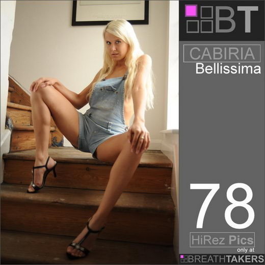Cabiria - `Bellissima` - for BREATH-TAKERS ARCHIVES