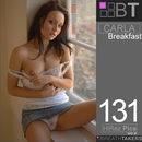 Carla in Breakfast gallery from BREATH-TAKERS ARCHIVES