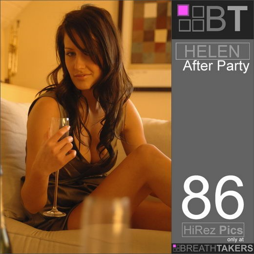 Helen - `After Party` - for BREATH-TAKERS ARCHIVES
