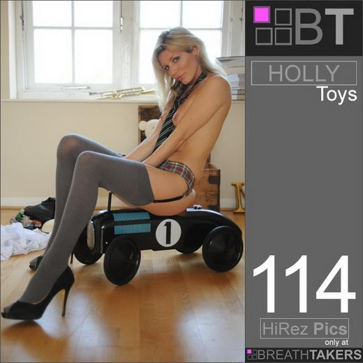 Holly - `Toys` - for BREATH-TAKERS ARCHIVES