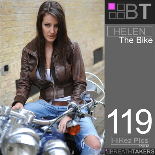 Helen - `The Bike` - for BREATH-TAKERS ARCHIVES
