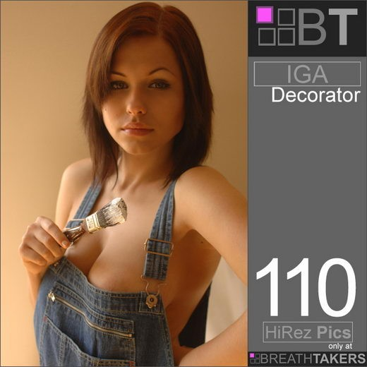 Iga - `Decorator` - for BREATH-TAKERS ARCHIVES