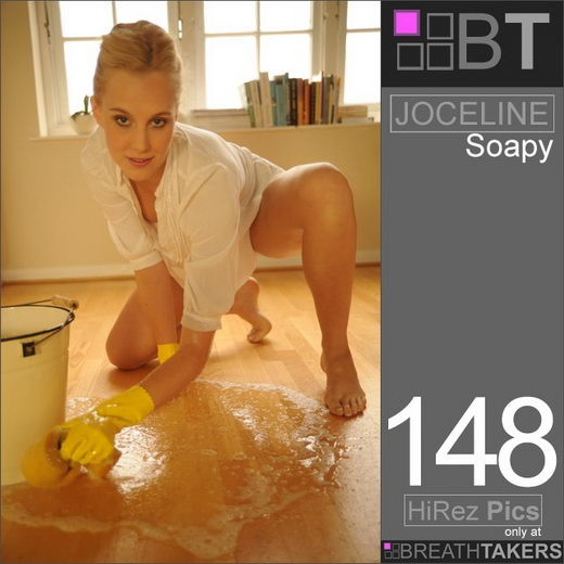 Joceline - `Soapy` - for BREATH-TAKERS ARCHIVES