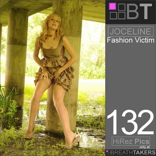 Joceline - `Fashion Victim` - for BREATH-TAKERS ARCHIVES