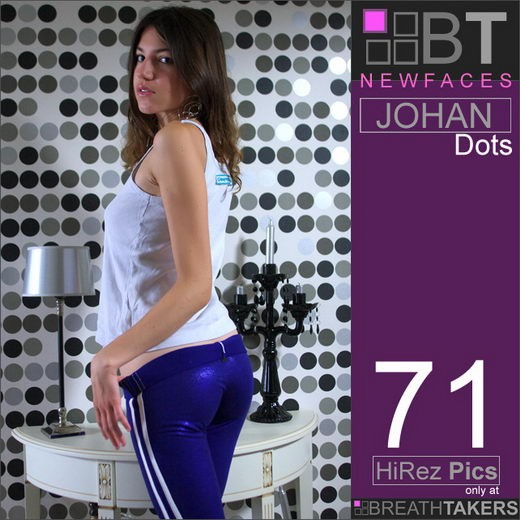 Johan - `Dots` - for BREATH-TAKERS ARCHIVES
