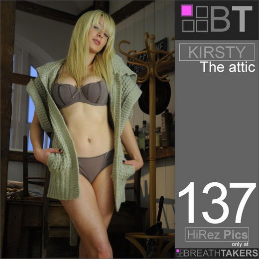 Kirsty - `The Attic` - for BREATH-TAKERS ARCHIVES