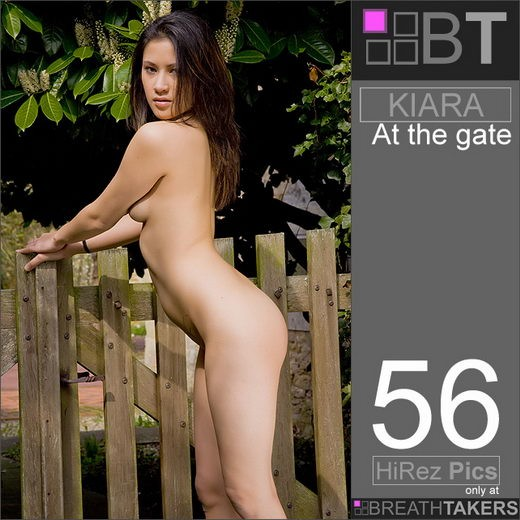 Kiara - `At The Gate` - for BREATH-TAKERS ARCHIVES