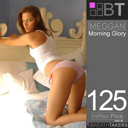 Meggan - `Morning Glory` - for BREATH-TAKERS ARCHIVES
