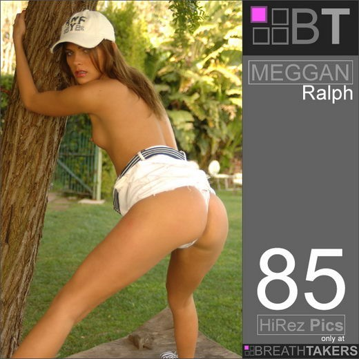 Meggan - `Ralph` - for BREATH-TAKERS ARCHIVES