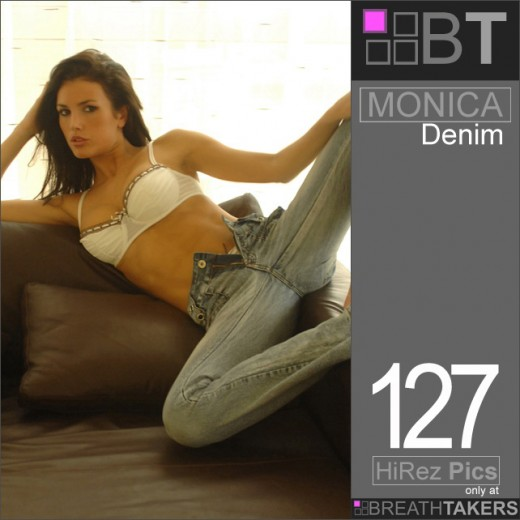 Monica - `Denim` - for BREATH-TAKERS ARCHIVES