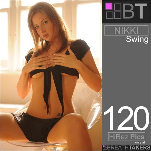 Nikki - `Swing` - for BREATH-TAKERS ARCHIVES