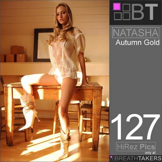 Natasha - `Autumn Gold` - for BREATH-TAKERS ARCHIVES